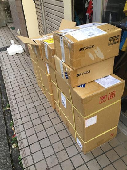 新しい167カーボンリムが入荷しました。