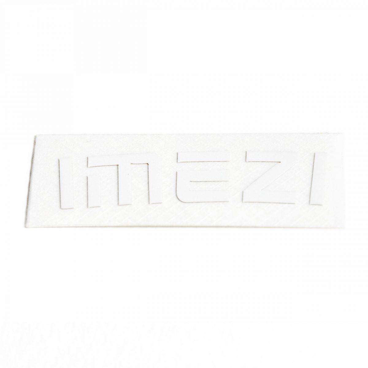 新IMEZIステッカー 白